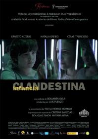 póster Infancia Clandestina