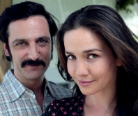 Ernesto Alterio and Natalia Oreiro